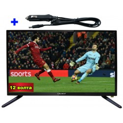 "22"" TV LED LCD CROWN 22111 12-220V"