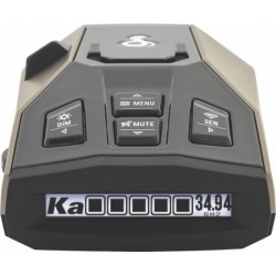 Радар детектор Cobra RAD 450