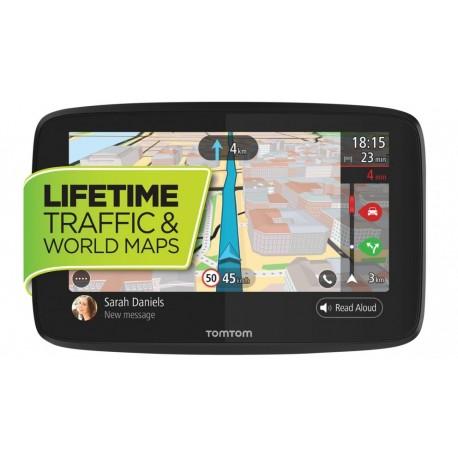 GPS НАВИГАЦИЯ ЗА КАМИОН TOMTOM GO PROFESSIONAL 620 WI-FI, BLUETOOTH, LIFETIME