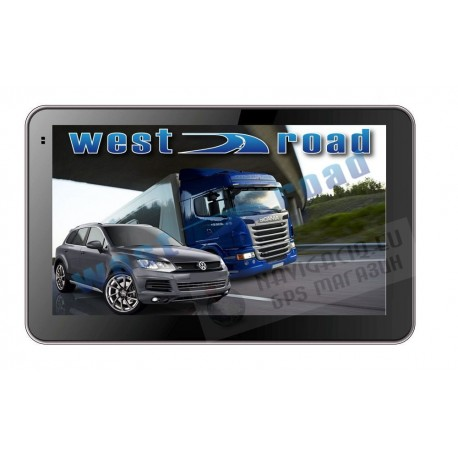 GPS НАВИГАЦИЯ WEST ROAD WR-S7256M HD 800 MHZ 256 RAM 8GB EU