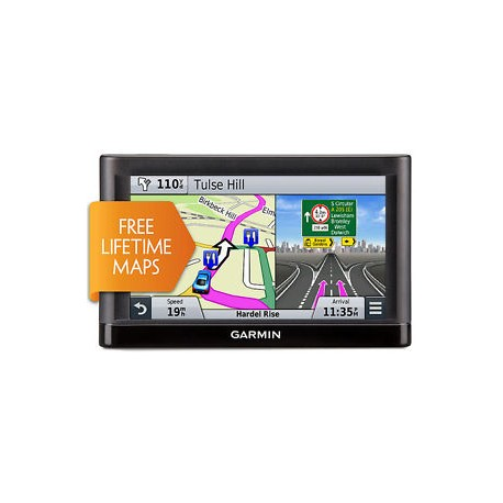 GARMIN NUVI 52LM LIFETIME