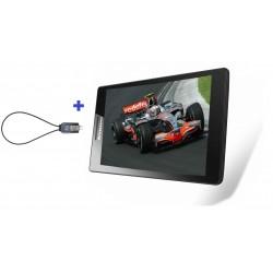 3G ТАБЛЕТ LENOVO TAB2 A7 30HC С НАВИГАЦИЯ ЗА ЕВРОПА И TV TUNER