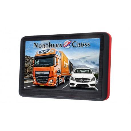 GPS НАВИГАЦИЯ NORTHERN CROSS NC-512S EU FM
